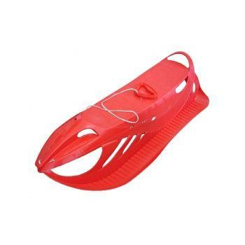 Firecom Sáně plastové - červené