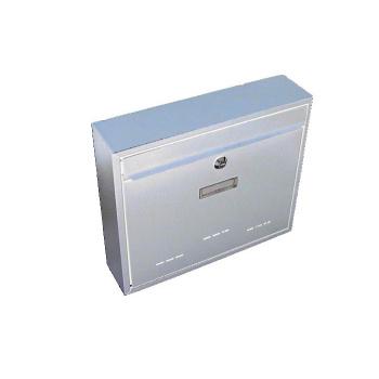 Schránka poštovní G21 RADIM velká 310x360x90mm bílá